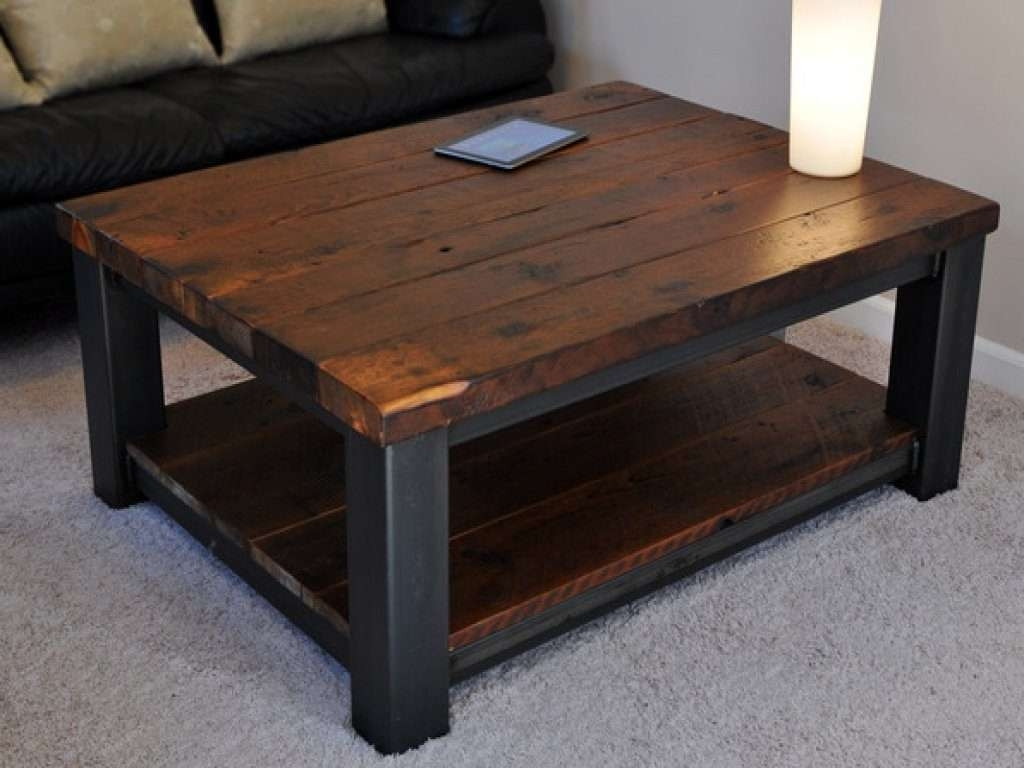 Most Up To Date Square Coffee Tables With Coffee Tables : Simple Excellent Large Square Coffee Tables Wood (View 18 of 20)