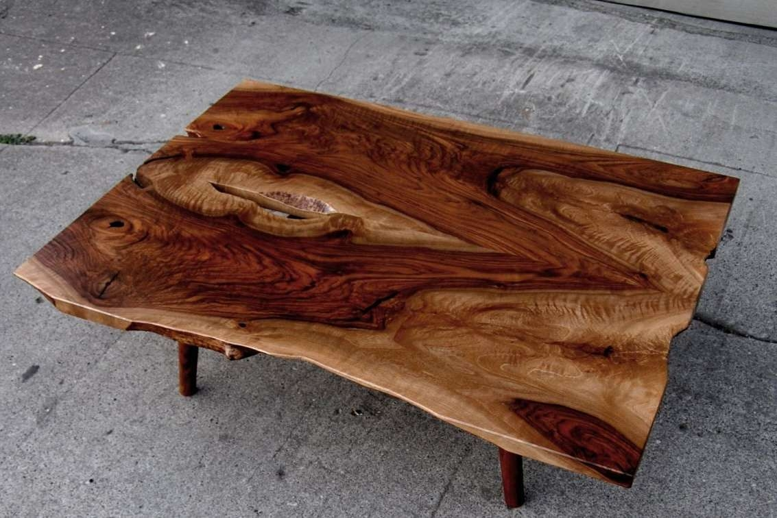 Natural Wood Coffee Table Top – 4 Tips In Measuring Right Natural With Regard To Most Popular Natural Wood Coffee Tables (View 14 of 20)