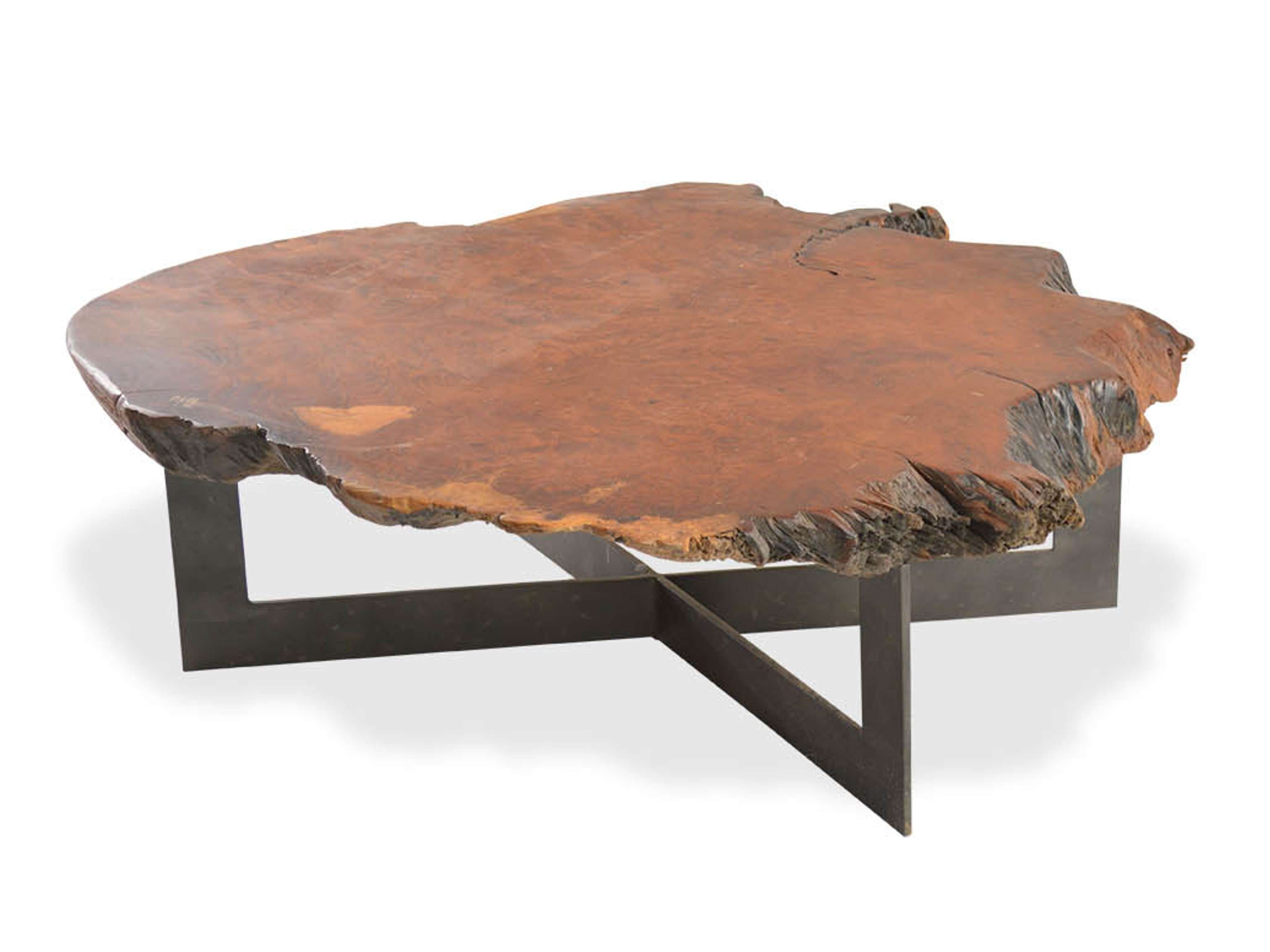 Natural Wood Coffee Tables Pertaining To Latest Natural Wood Coffee Tables (View 14 of 20)