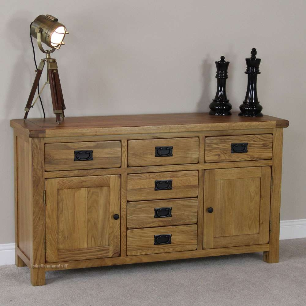 New Rustic Sideboard : Ideas Decor Rustic Sideboard – Wood Furniture With Regard To Rustic Sideboards Furniture (View 9 of 20)