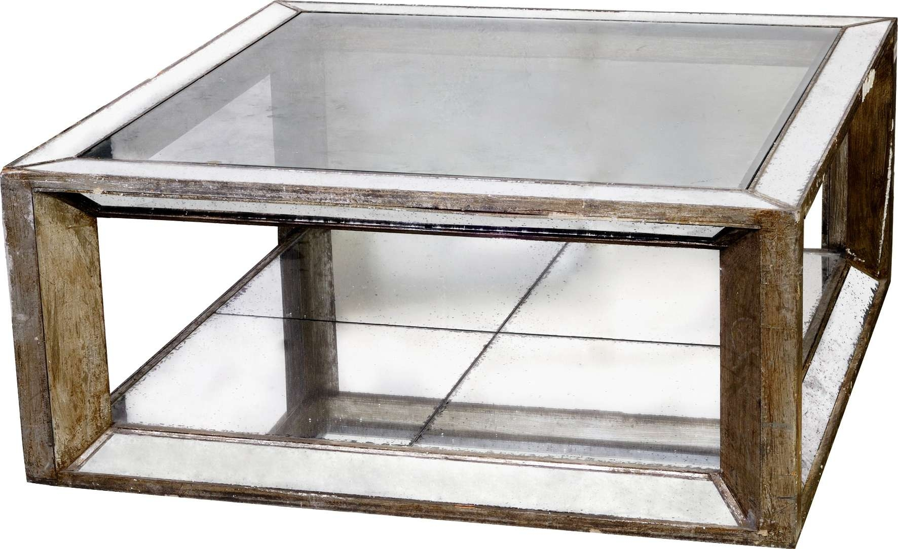 Newest Antique Mirrored Coffee Tables For Coffee Table : Marvelous Oversized Coffee Tables Narrow Coffee (View 16 of 20)