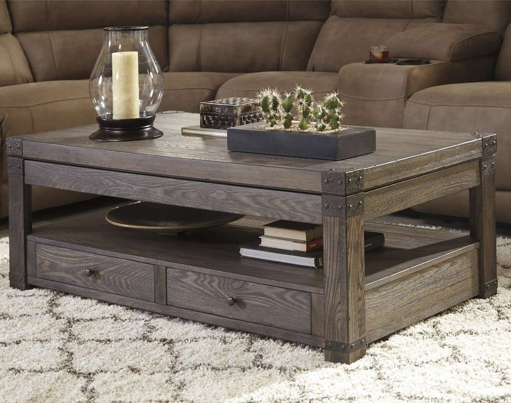 Newest Coffee Tables With Lifting Top Regarding Loon Peak Bryan Coffee Table With Lift Top & Reviews (View 15 of 20)
