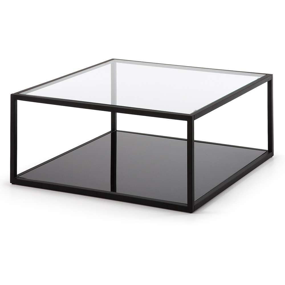 Newest Glass Square Coffee Tables With Regard To Coffee Table, Square Glass Coffee Tables (View 16 of 20)