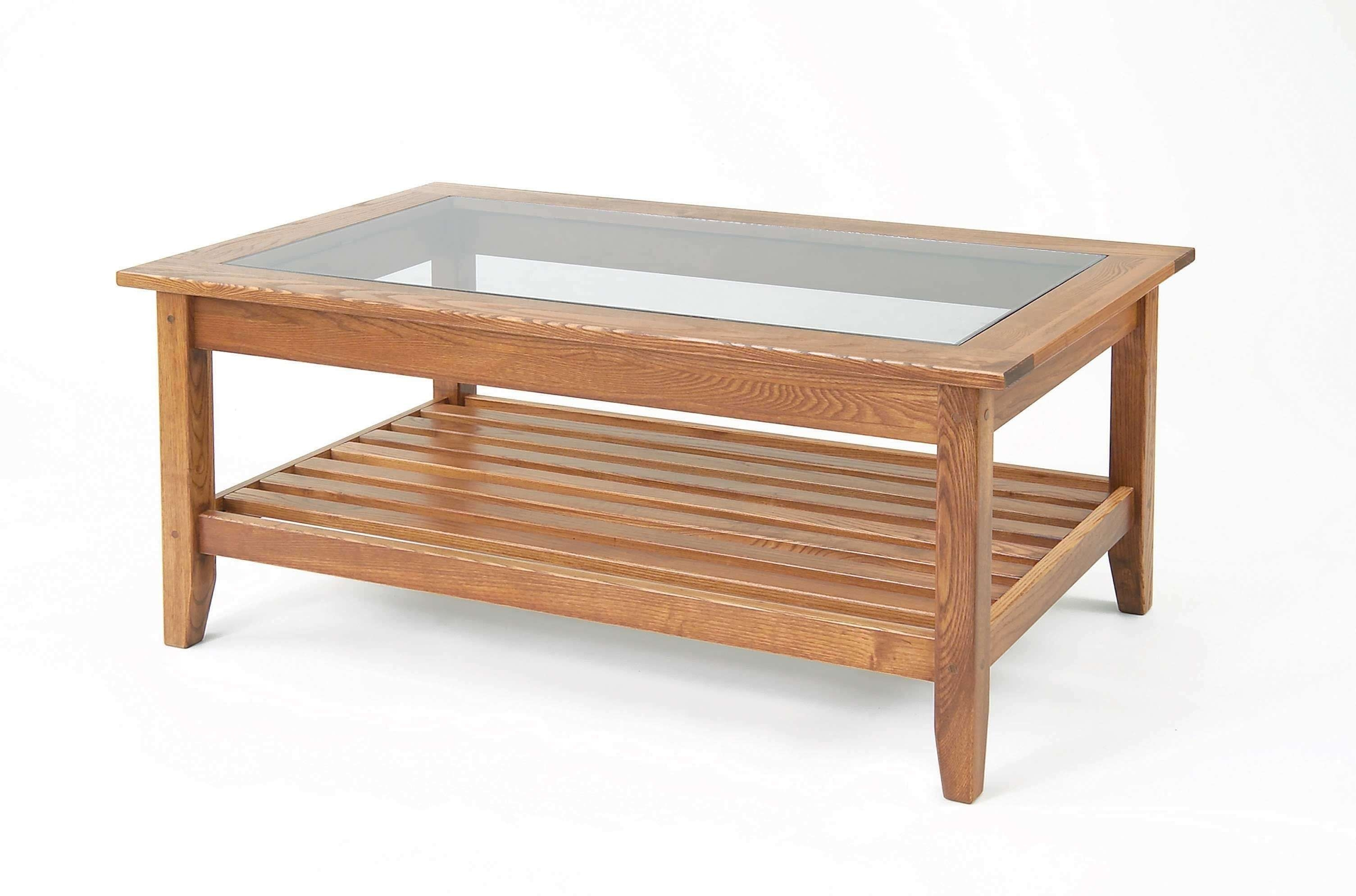 Foyer Table Glass Top : Popular glass top storage coffee tables