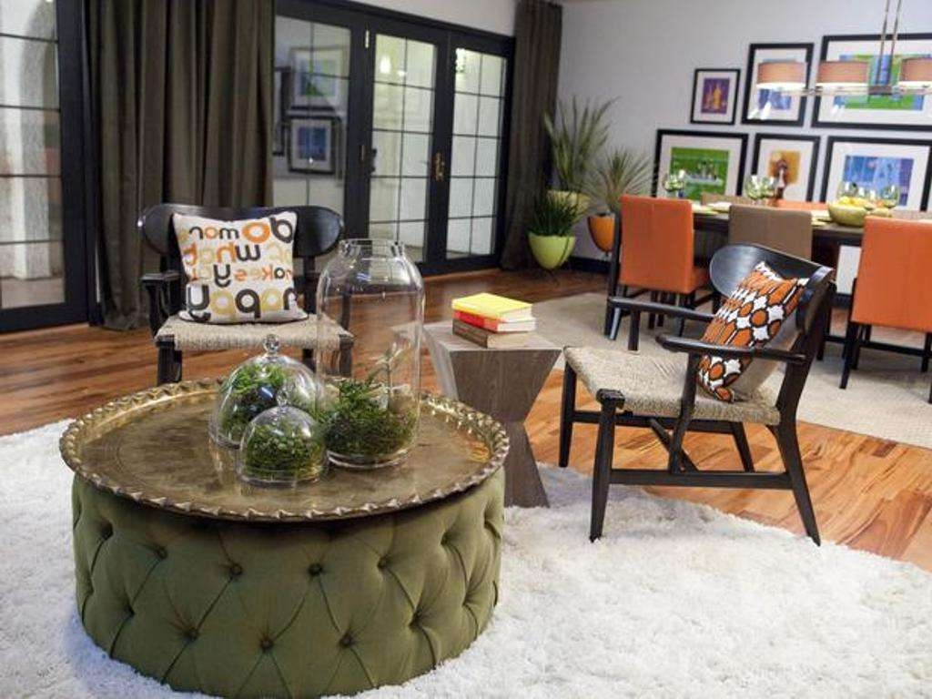 Newest Green Ottoman Coffee Tables Within Ottoman Coffee Table Ideas Complete Your Living Room Furniture (View 17 of 20)