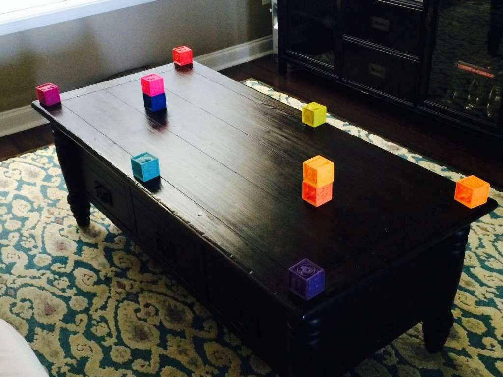 Newest Kids Coffee Tables Within Coffee Table Game – The Thoughtful Mom (View 19 of 20)