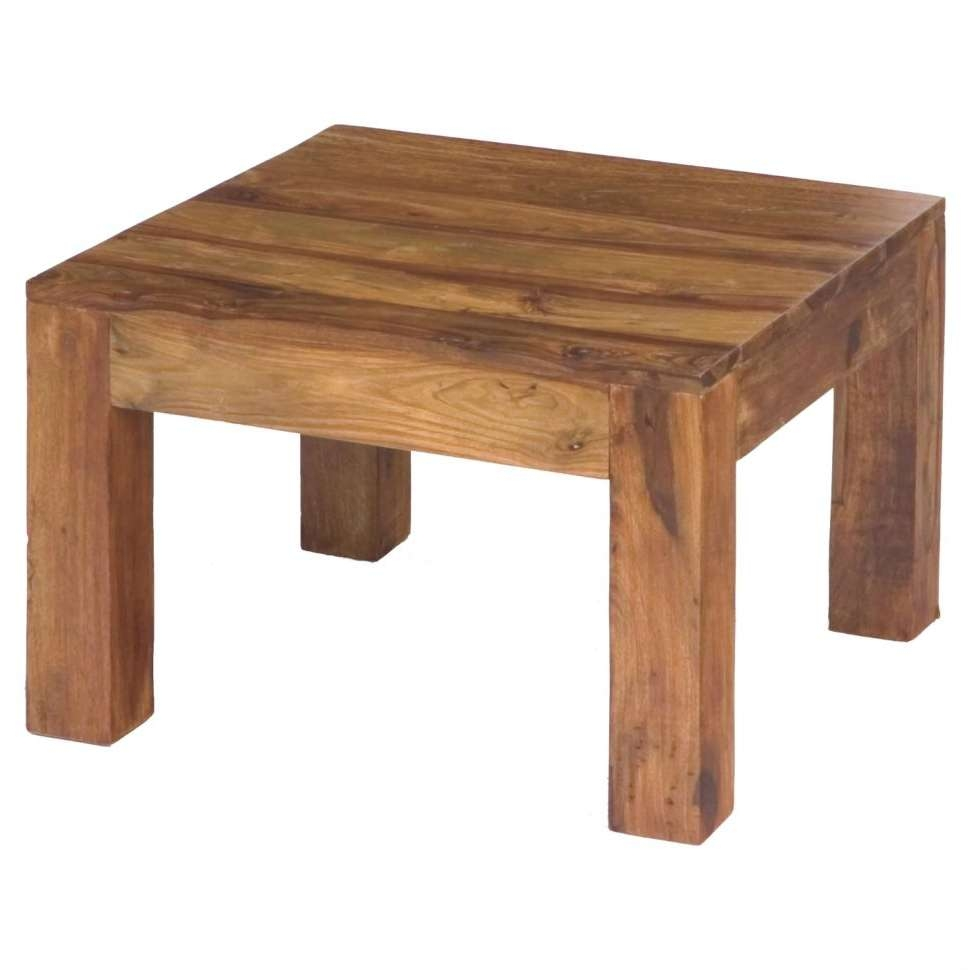 Newest Low Square Coffee Tables Intended For Coffee Tables : Chic Brown Traditional Wood Small Square Coffee (View 20 of 20)