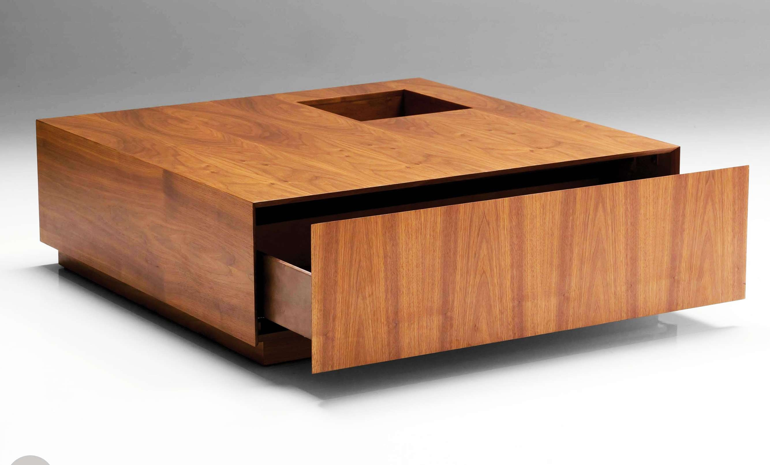 Newest Low Square Coffee Tables Pertaining To This Is A Modern Square Coffee Table Producedkona (View 8 of 20)