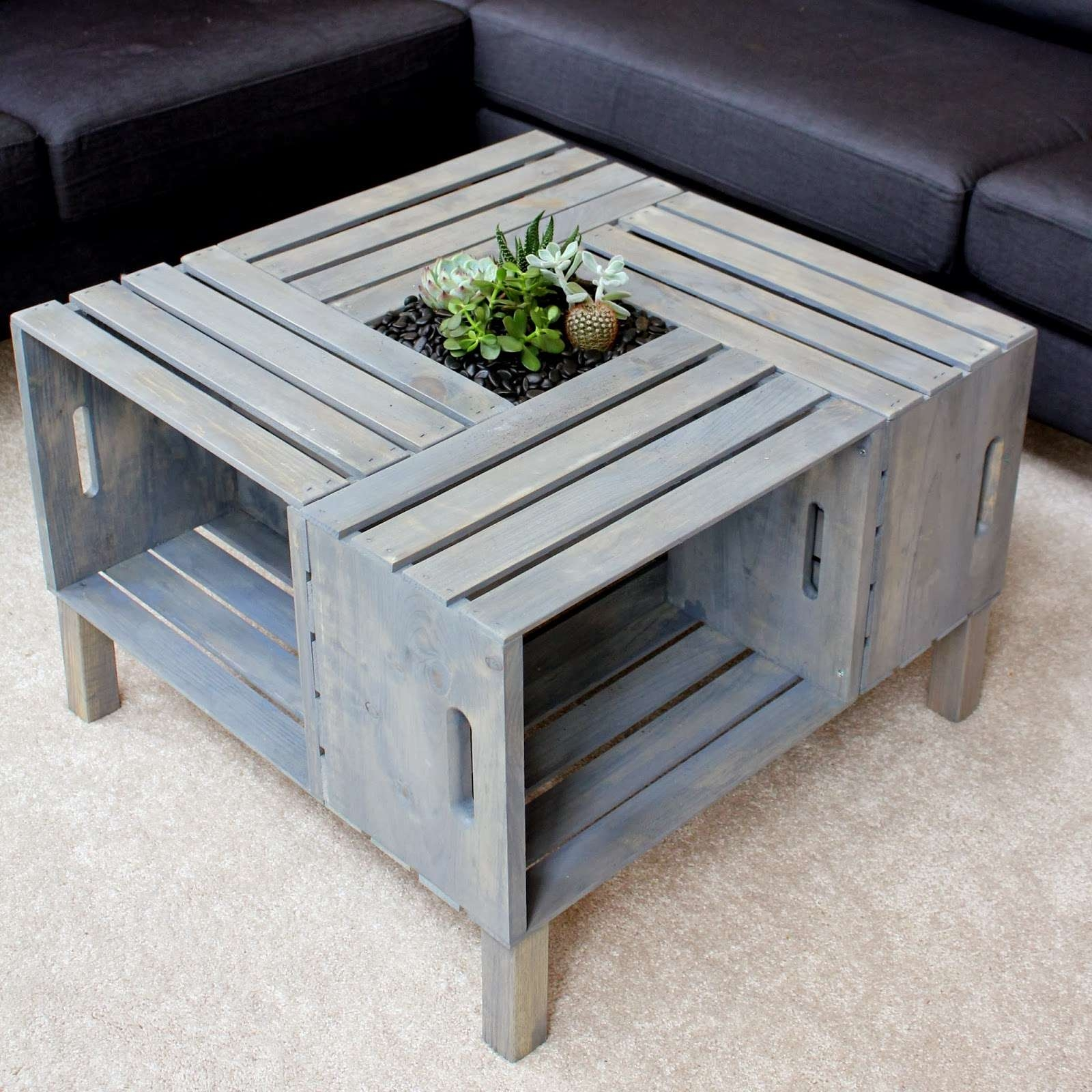 Newest Nice Coffee Tables Regarding Diy Coffee Tables Ideas Images About Design Table Diy Coffee Table (Gallery 7 of 20)