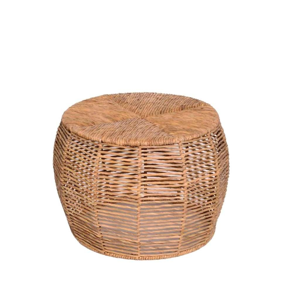 Newest Round Woven Coffee Tables Regarding Table Chic Ideas Within