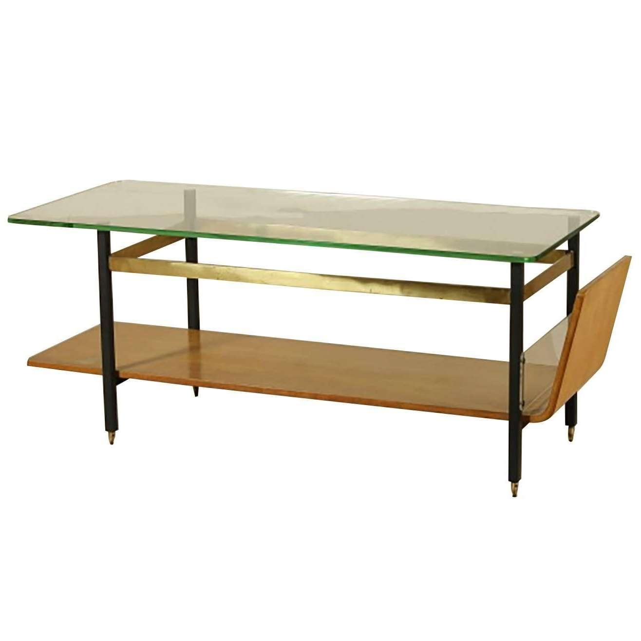 Newest Stylish Coffee Tables Throughout Italian Modern And Stylish Coffee Tablevito Latis Studio (View 16 of 20)