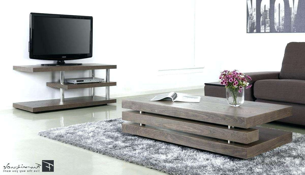 Newest Tv Unit And Coffee Table Sets Inside Tv Stand And Coffee Table Set Cfee Rustic Cabinet White (View 17 of 20)