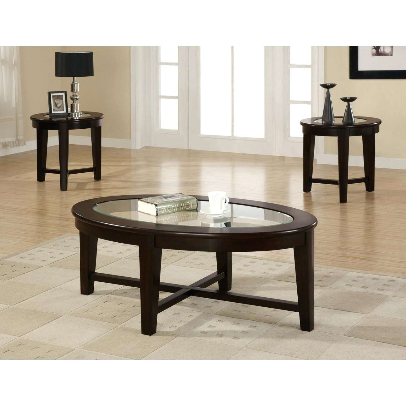 Newest Wayfair Glass Coffee Tables With Wayfair Coffee Table Sets – Akiyo (View 13 of 20)