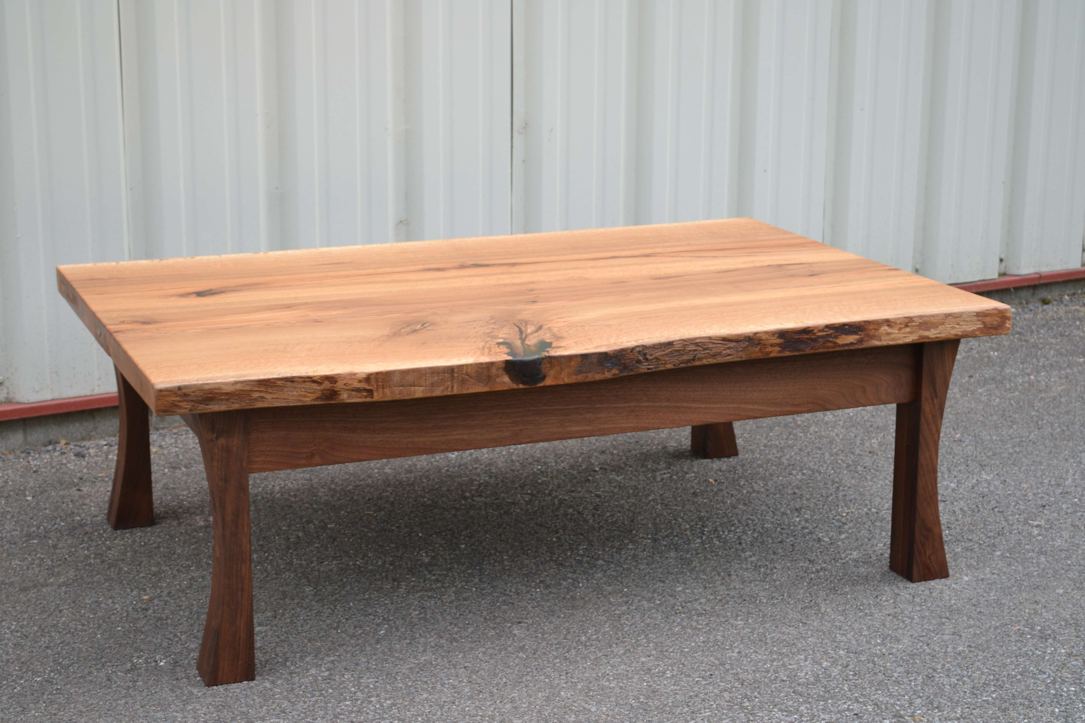 Newest White And Oak Coffee Tables For Coffee Table : Fabulous Coffee Table / Rectangular / Contemporary (View 15 of 20)