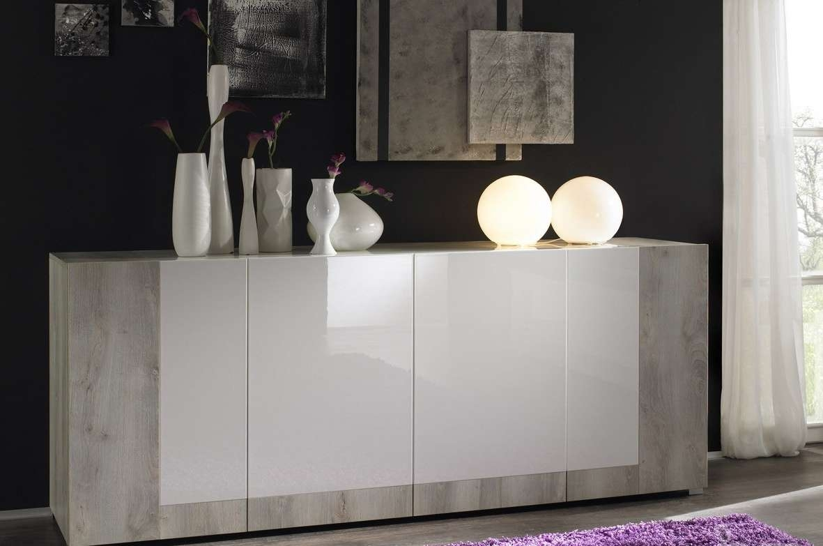 Nice Contemporary Sideboards And Buffets — New Decoration : Design For Contemporary Sideboards (View 12 of 20)