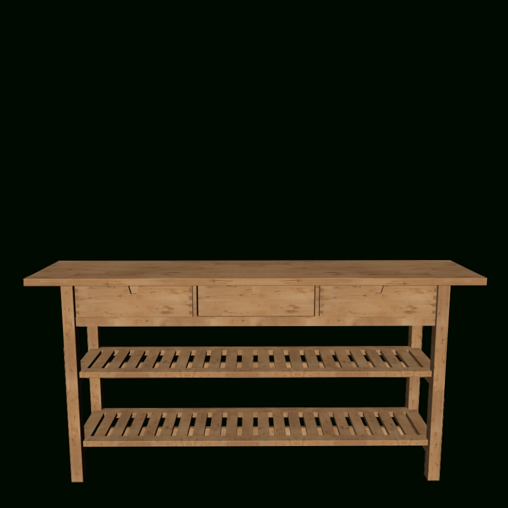 Norden Occasional Table, Birch – Design And Decorate Your Room In 3D Regarding Ikea Norden Sideboards (View 12 of 20)