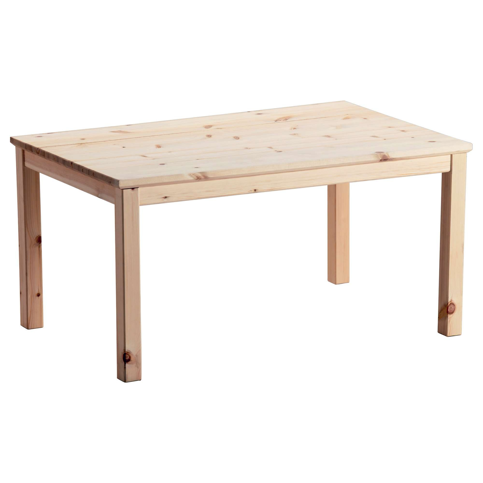 Nornäs Coffee Table – Ikea With Regard To Well Liked Pine Coffee Tables (View 11 of 20)