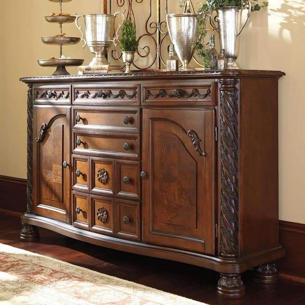 North Shore Server Millennium | Furniture Cart Inside Sideboards And Servers (View 14 of 20)