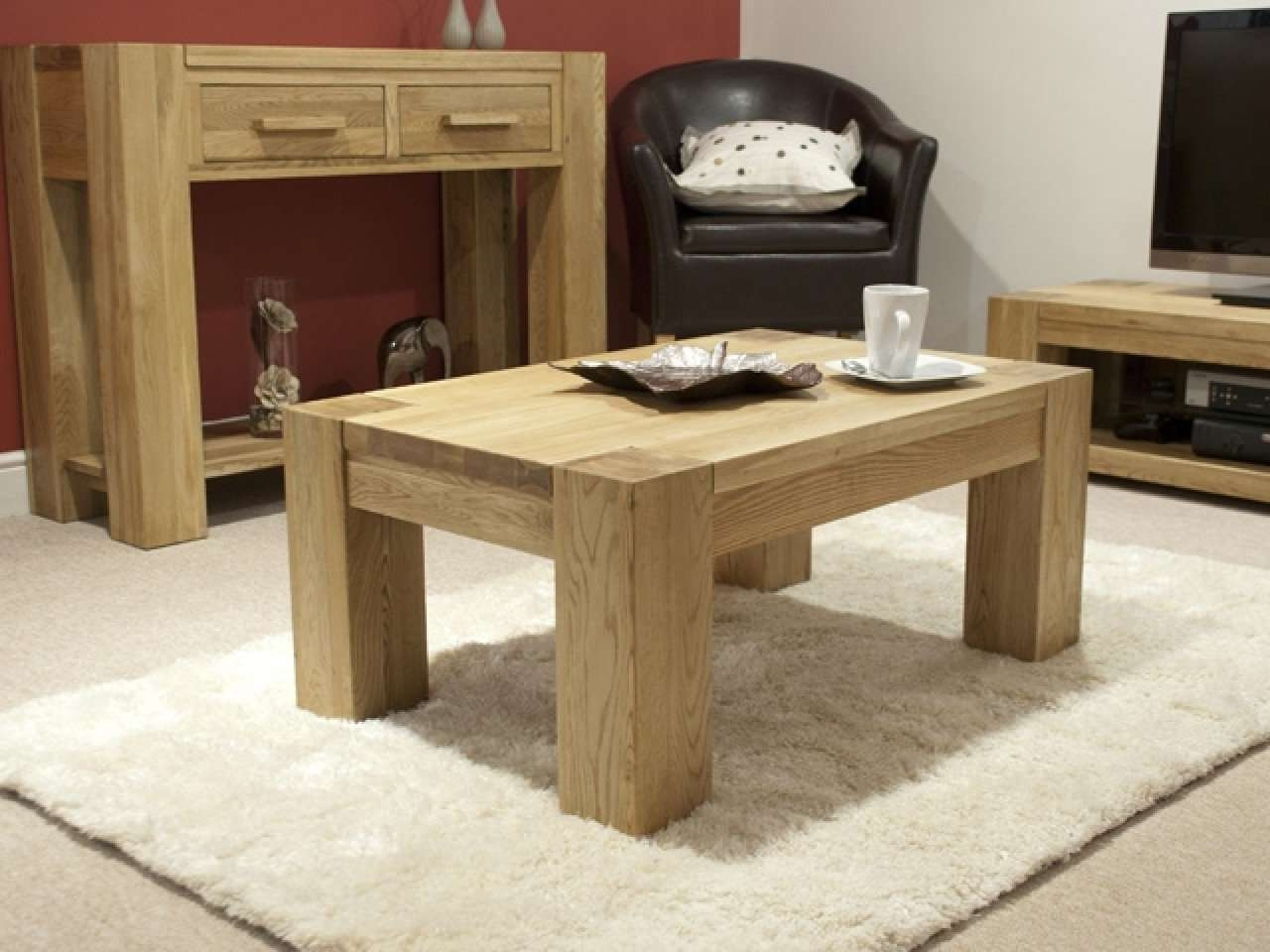Oak Coffee Tables Trend Small Oak Coffee Table Oak City Intended Inside Trendy Small Oak Coffee Tables (View 10 of 20)