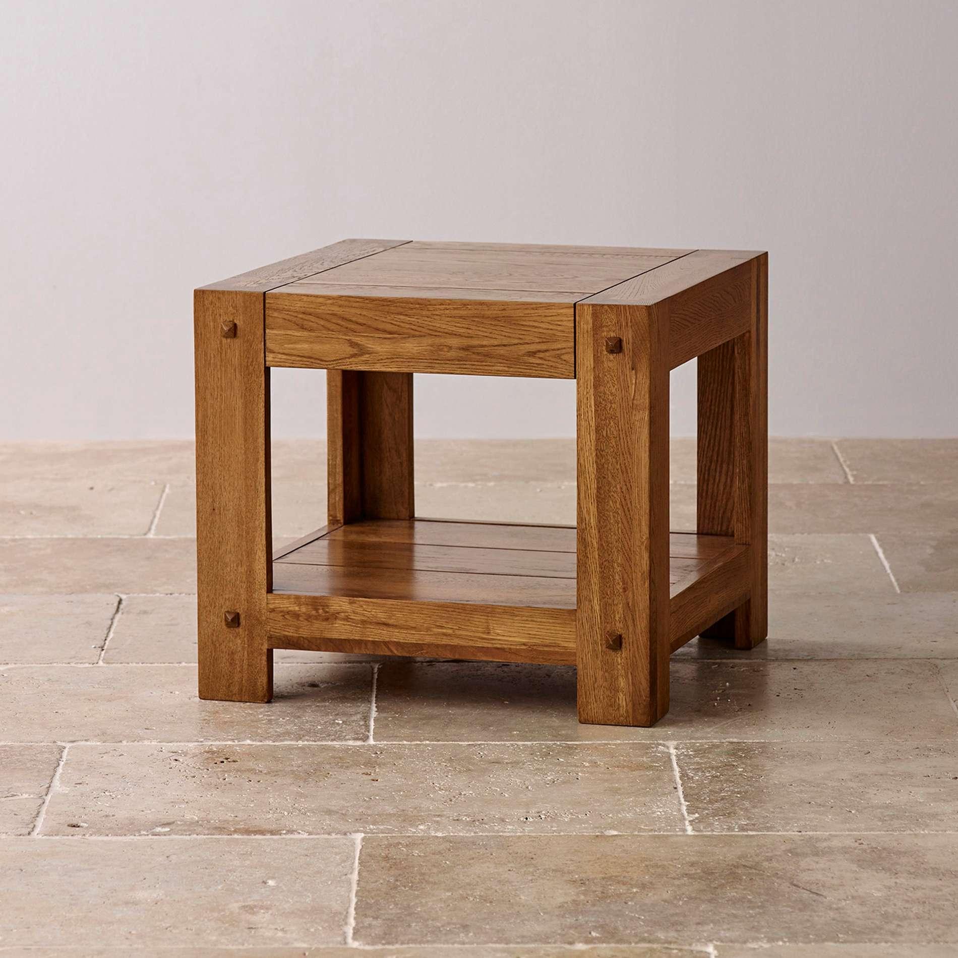 Oak Furniture Land Regarding Favorite Rustic Oak Coffee Tables (View 9 of 20)