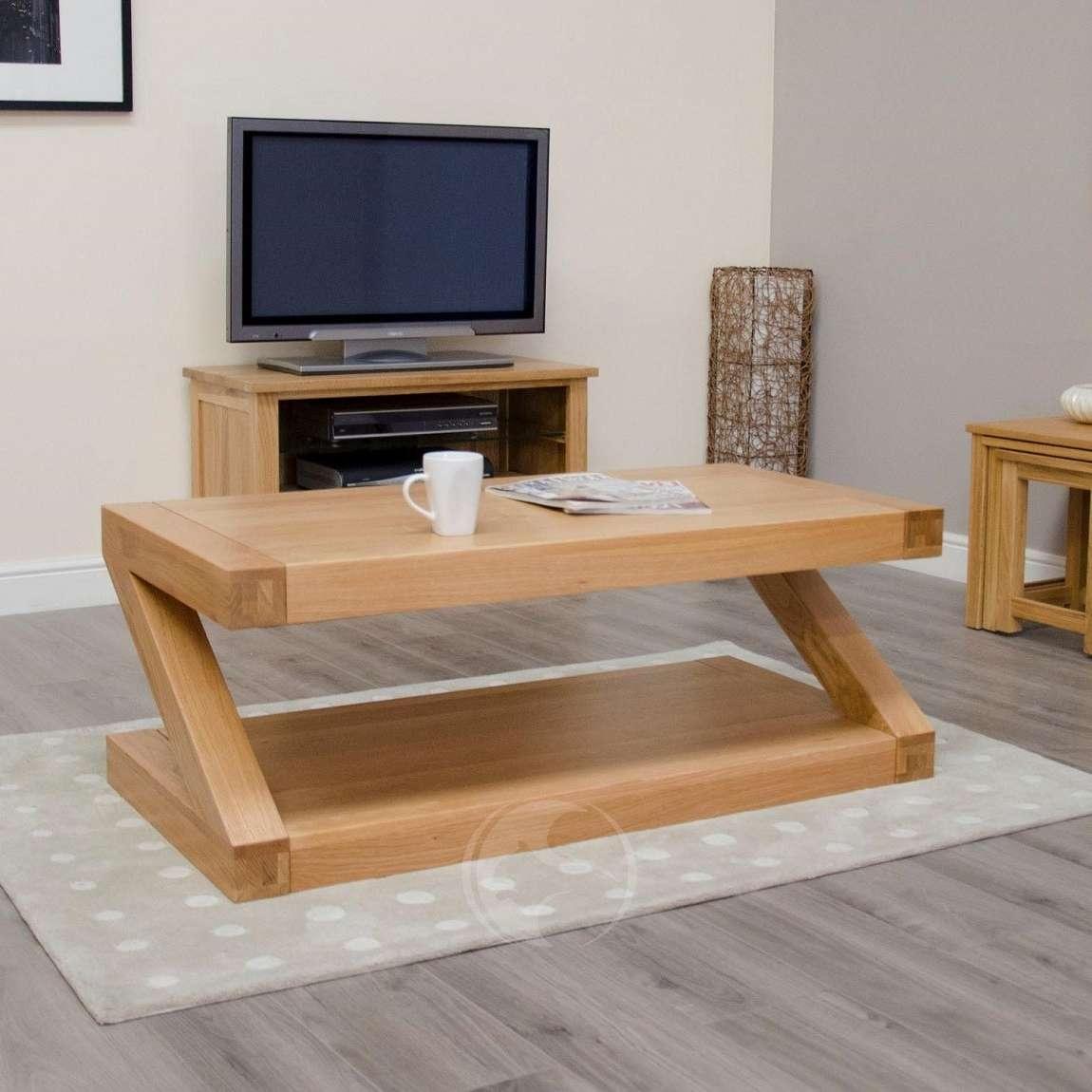 Oak Furniture Uk Inside Most Recent Oak Wood Coffee Tables (View 5 of 20)