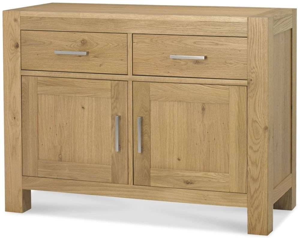 Oak Sideboard | Solid Oak Sideboards Furniture – Cfs Uk Inside Wood Sideboards (View 11 of 20)
