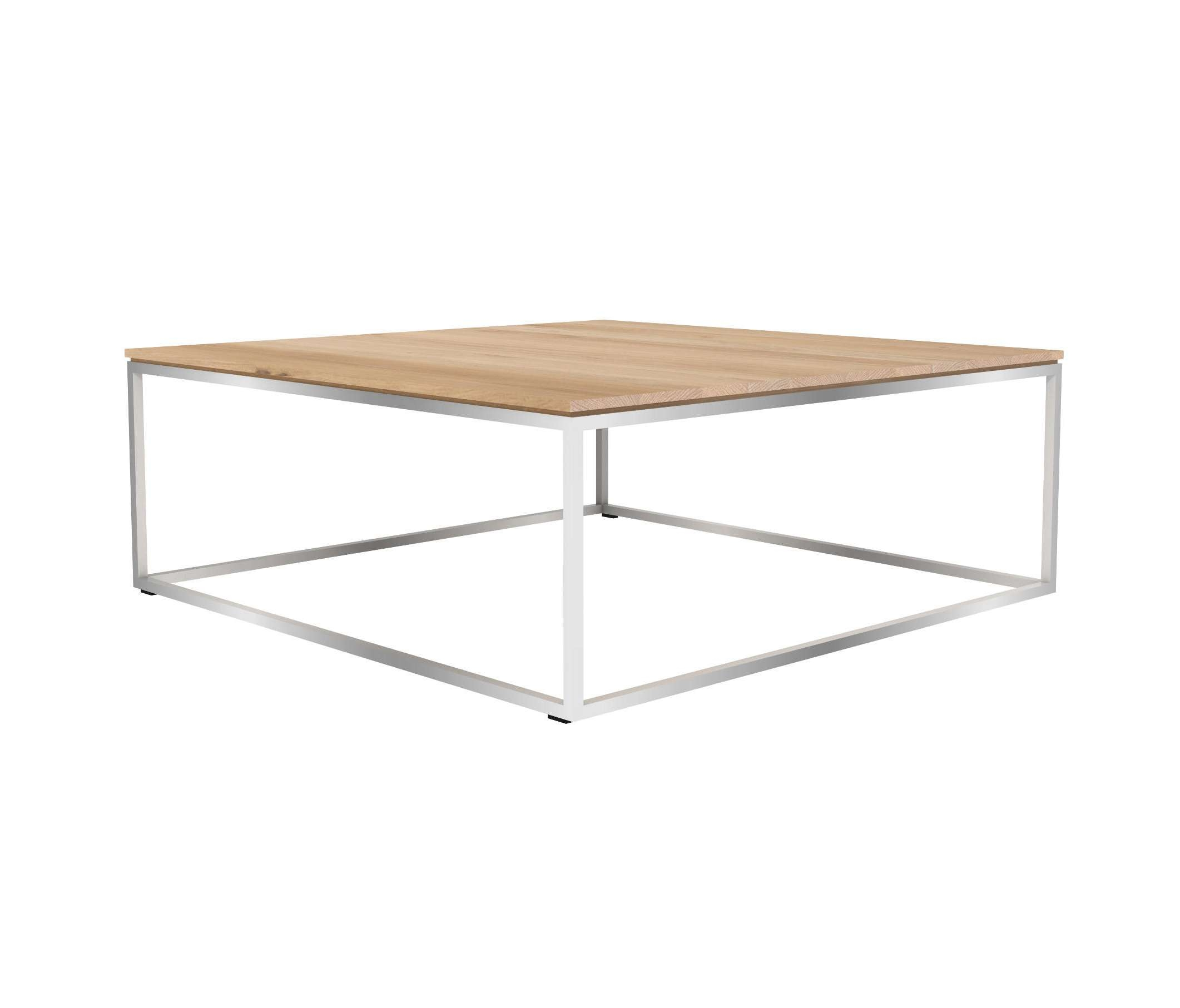 Oak Thin Coffee Table – Lounge Tables From Ethnicraft (View 12 of 20)