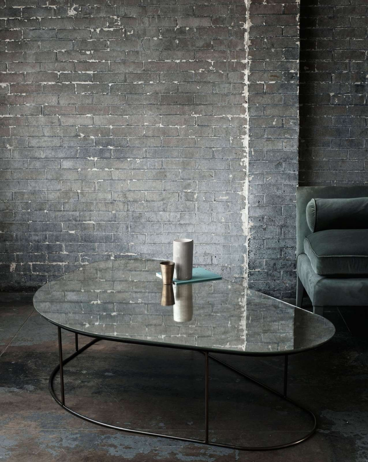Ochre – Contemporary Furniture, Lighting And Accessory Design Throughout Current Mercury Glass Coffee Tables (Gallery 3 of 20)