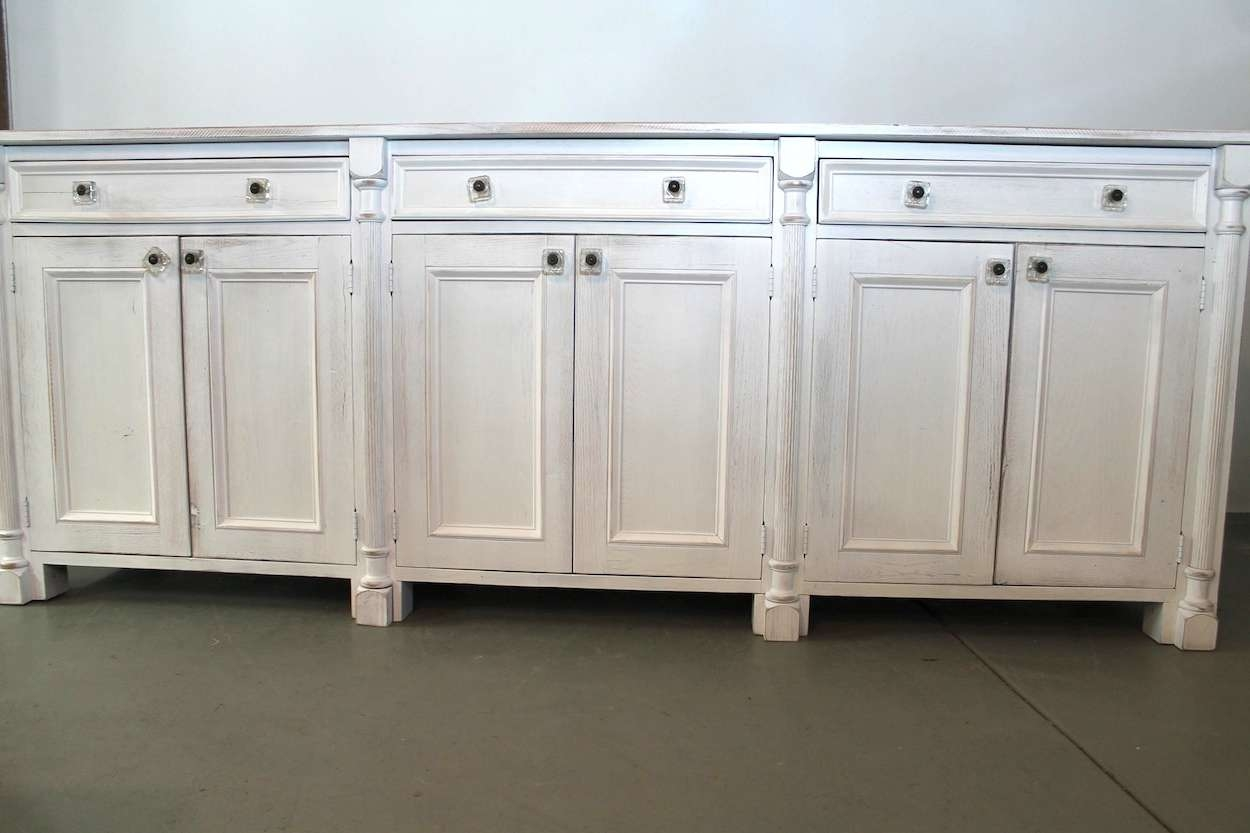 Off White Reclaimed Wood Sideboard : Rocket Uncle – Reclaimed Wood Intended For Reclaimed Sideboards (View 6 of 20)