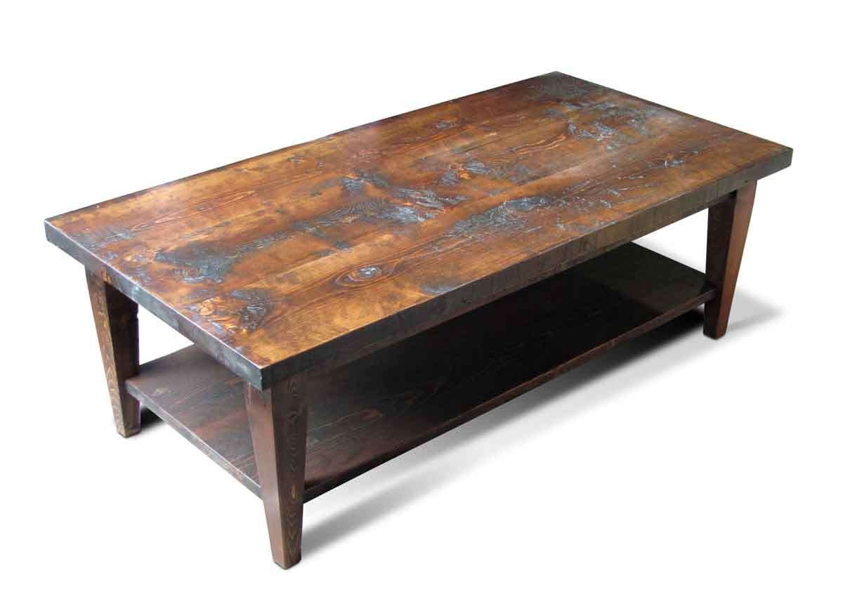 Olde Good Things Throughout Most Recently Released Old Pine Coffee Tables (Gallery 9 of 20)