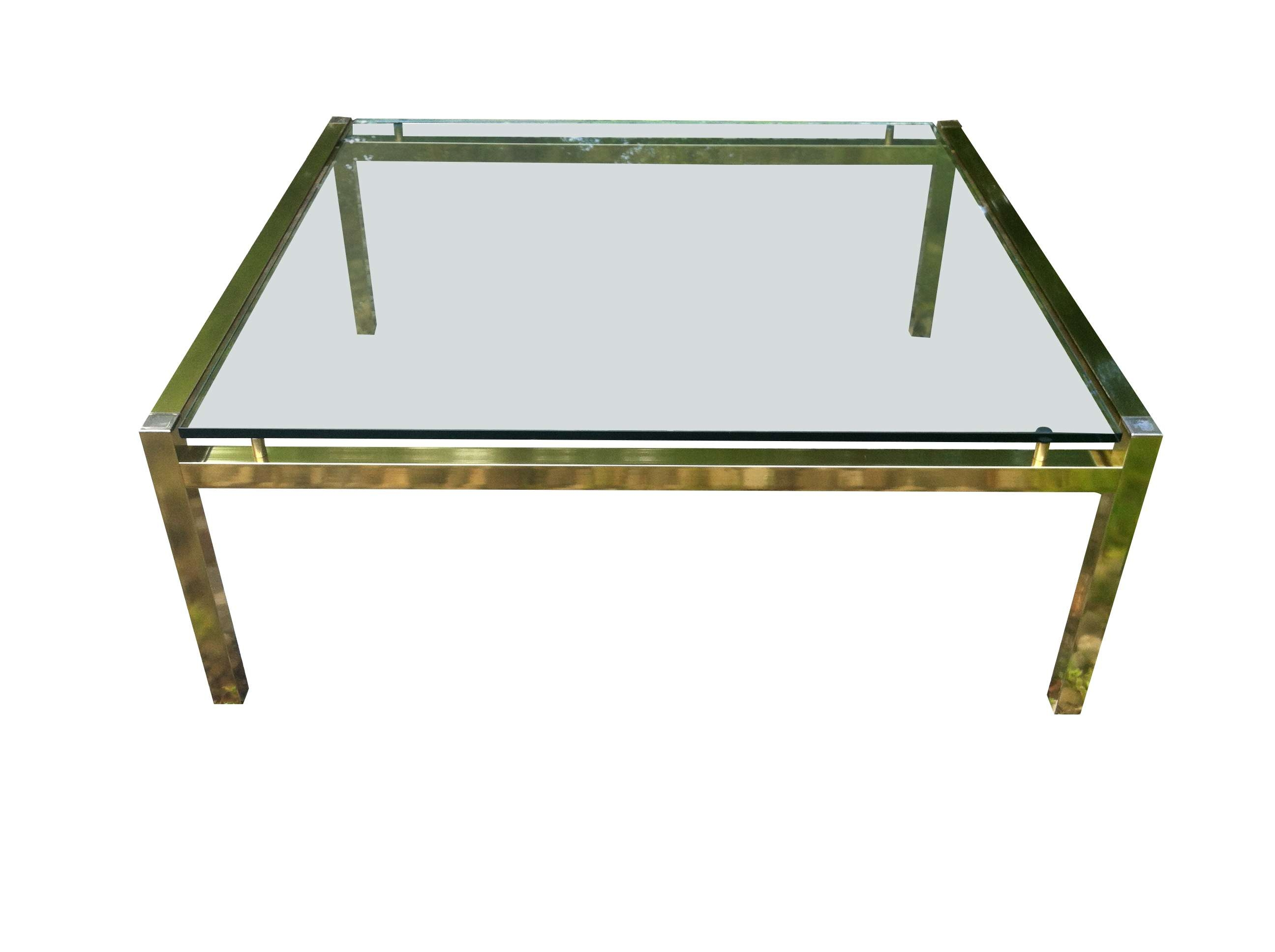 Omero Home Intended For Most Popular Floating Glass Coffee Tables (View 2 of 20)