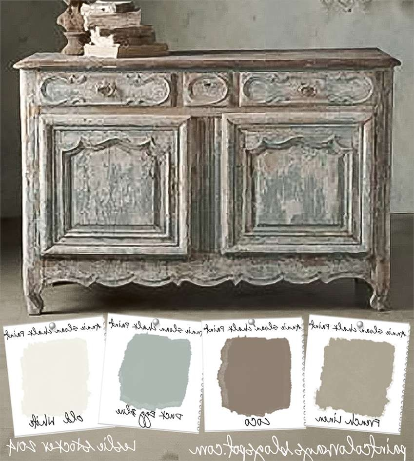 On The Side | Colorways With Leslie Stocker With Regard To Annie Sloan Painted Sideboards (View 17 of 20)