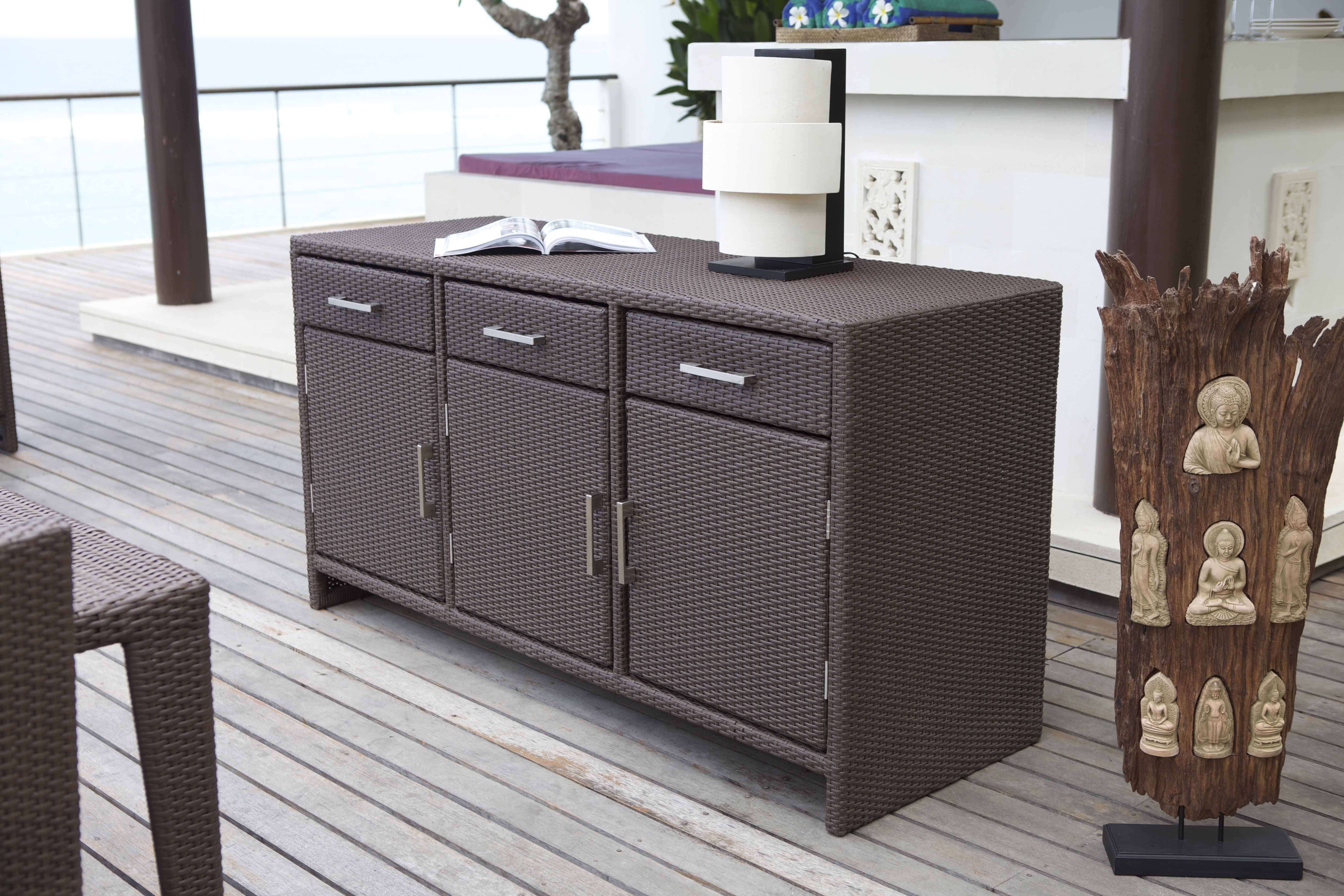 Opal Sideboards – Skyline Design Inside Outdoor Sideboards (View 5 of 20)