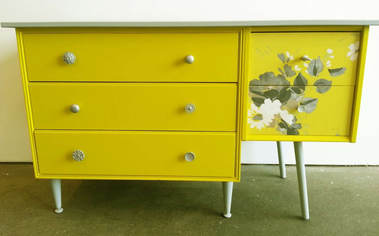 Our Top 10 Upcycled Sideboard Ideas – Part One – Remadeinbrit With Quirky Sideboards (View 14 of 20)