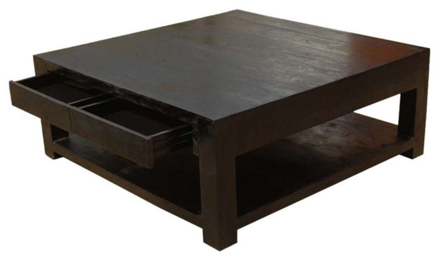 Oversized Square Coffee Tables For Newest Square Coffee Tables (Gallery 5 of 20)