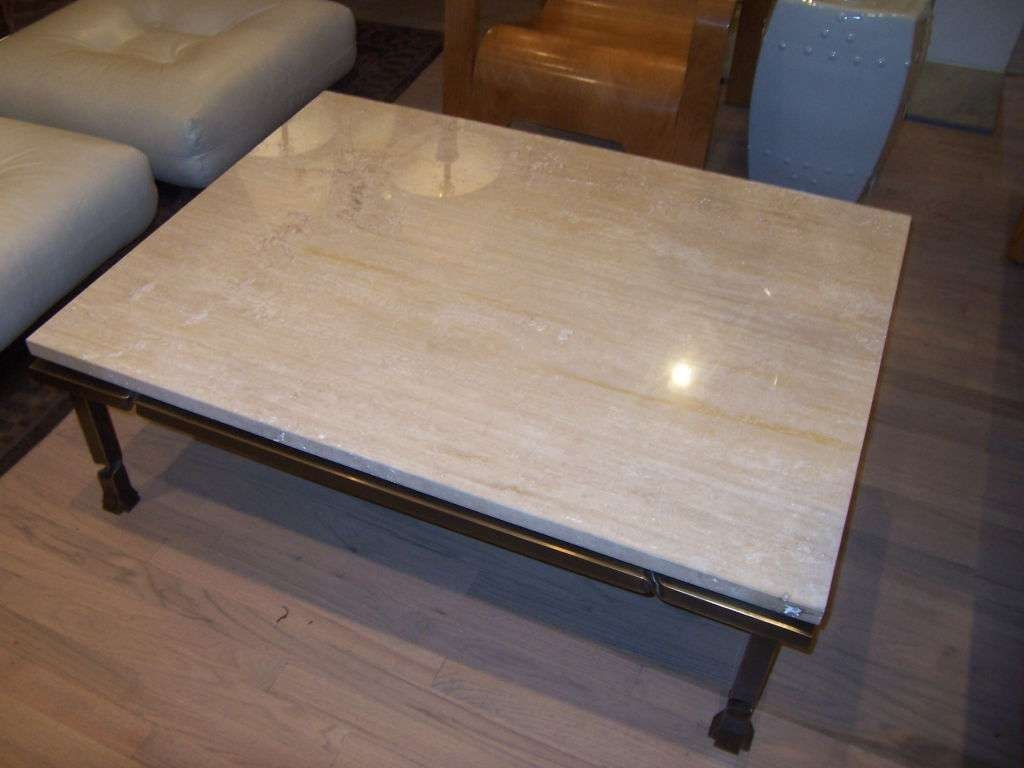 Oversized Square Coffee Tables Throughout Well Known Large Square Coffee Tables (Gallery 19 of 20)