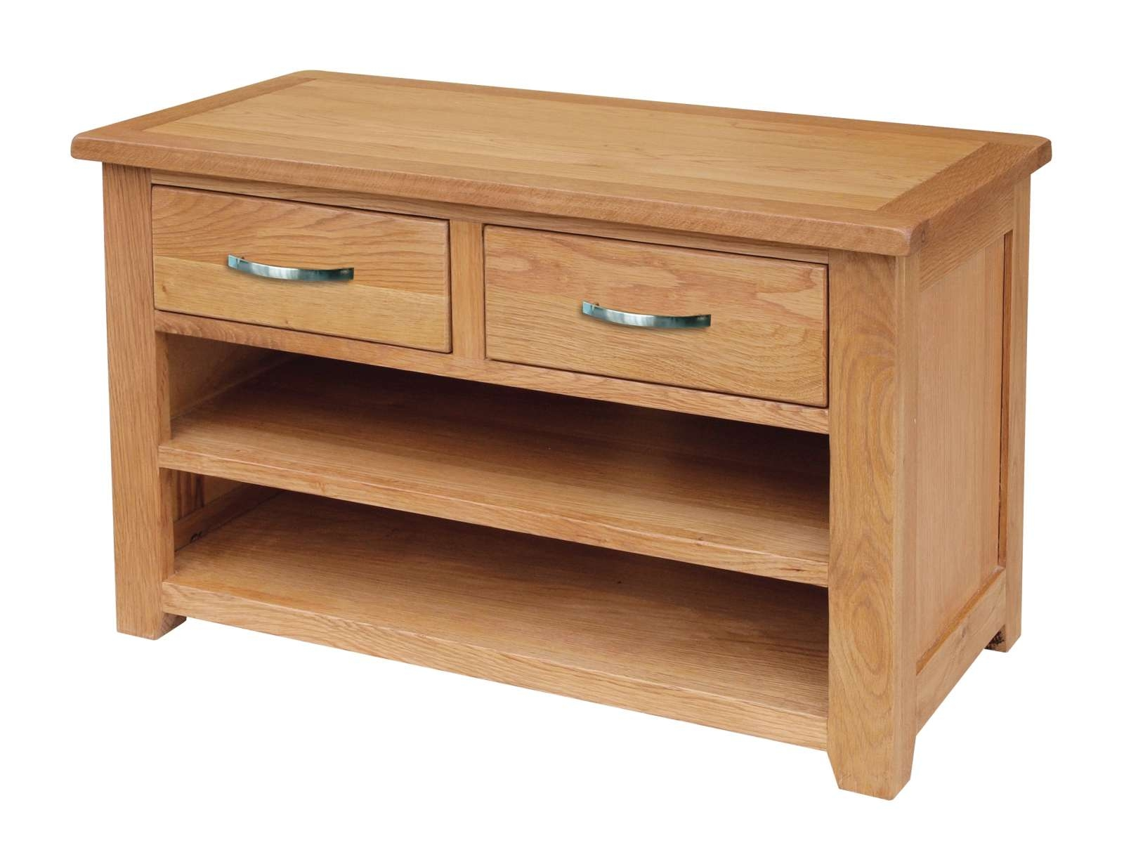 Oxford Small Tv Unit | All Ranges | Cousins Furniture Inside Small Oak Tv Cabinets (Gallery 6 of 20)