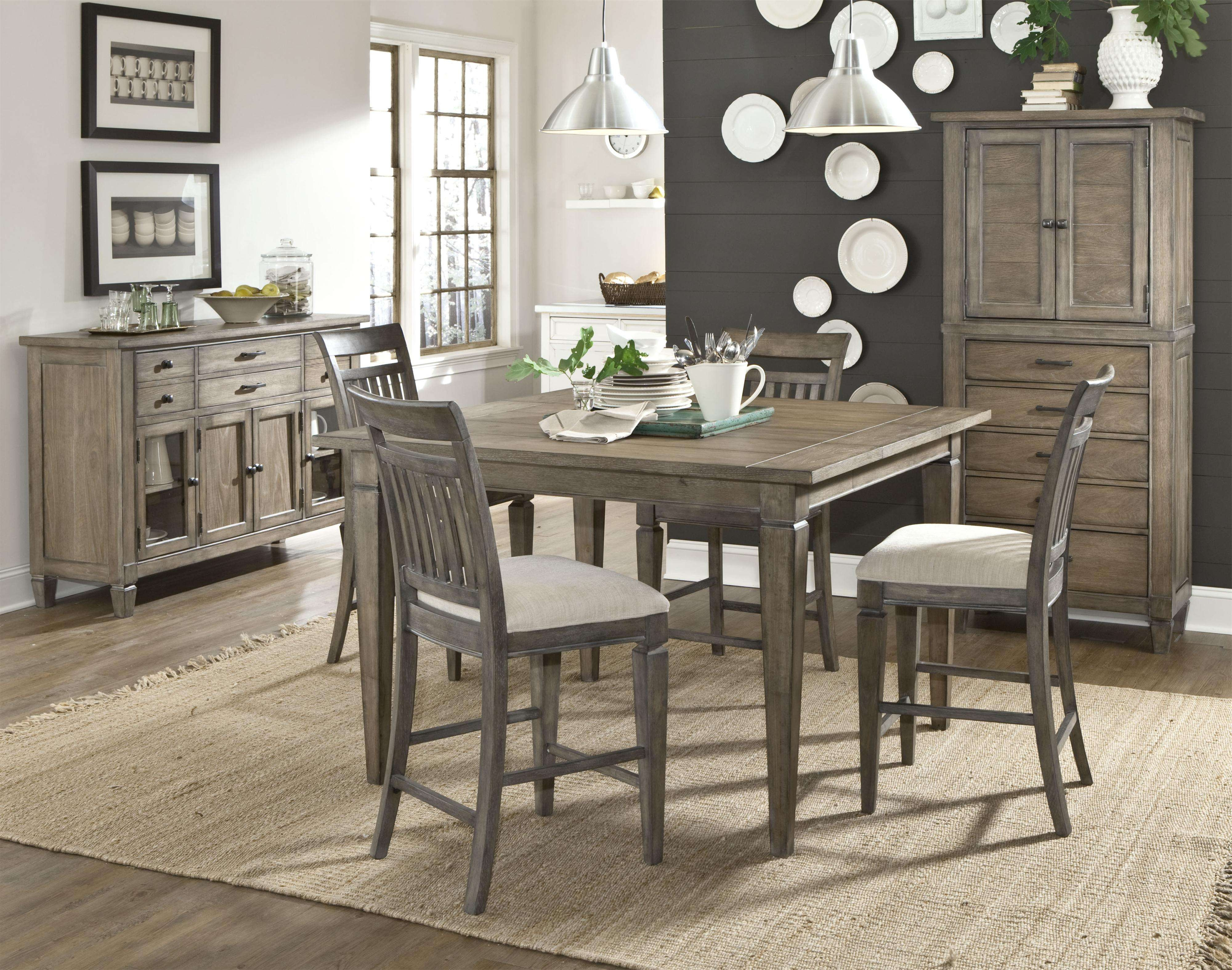 Peachy Dining Room Set Sideboard | Home Inspired 2018 Pertaining To Dining Room Sets With Sideboards (View 8 of 20)
