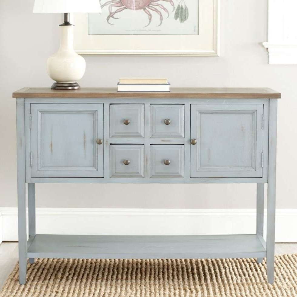 Photos Of Painted Sideboards And Buffets (showing 8 Of 20 Photos) Inside Distressed Buffet Sideboards (View 2 of 20)