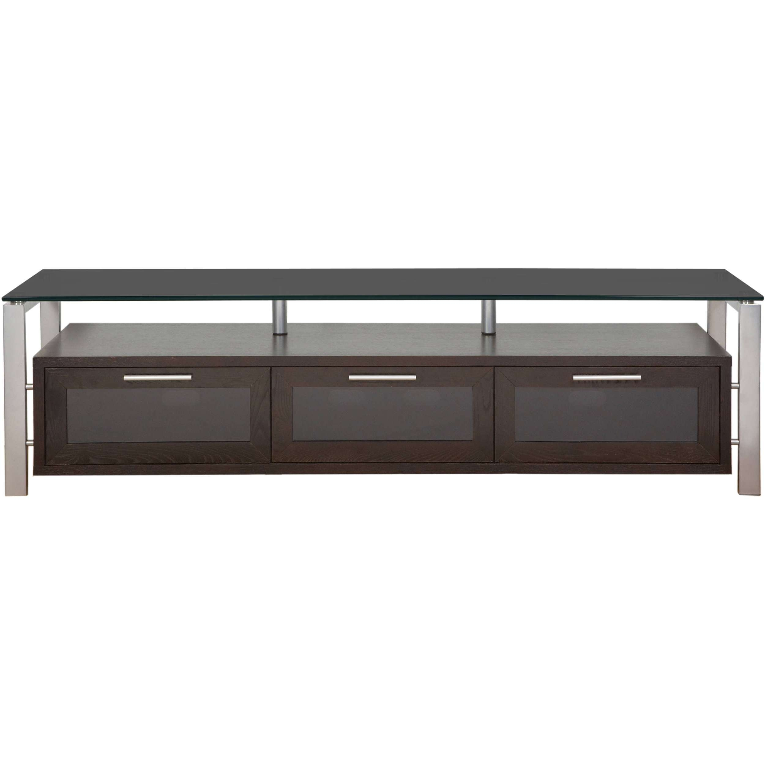Plateau Decor 71 Tv Stand Decor 71 (E) S Bg B&h Photo Video Pertaining To Glass Tv Cabinets (View 15 of 20)