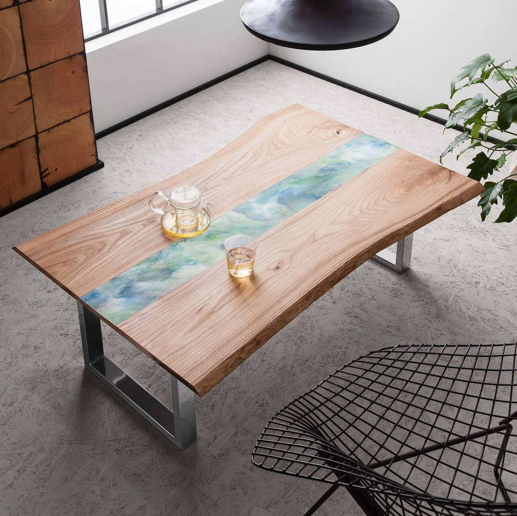 Popular Art Coffee Tables With Regard To Copper And Industrial Coffee Tables (View 17 of 20)