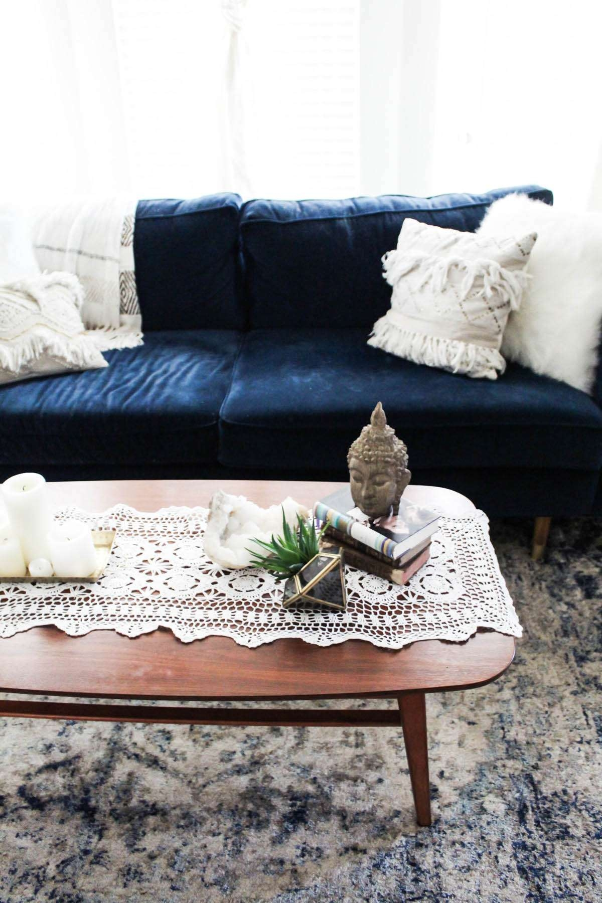 Popular Buddha Coffee Tables Throughout 3 Ways To Style A Coffee Table – Aol Lifestyle (View 17 of 20)