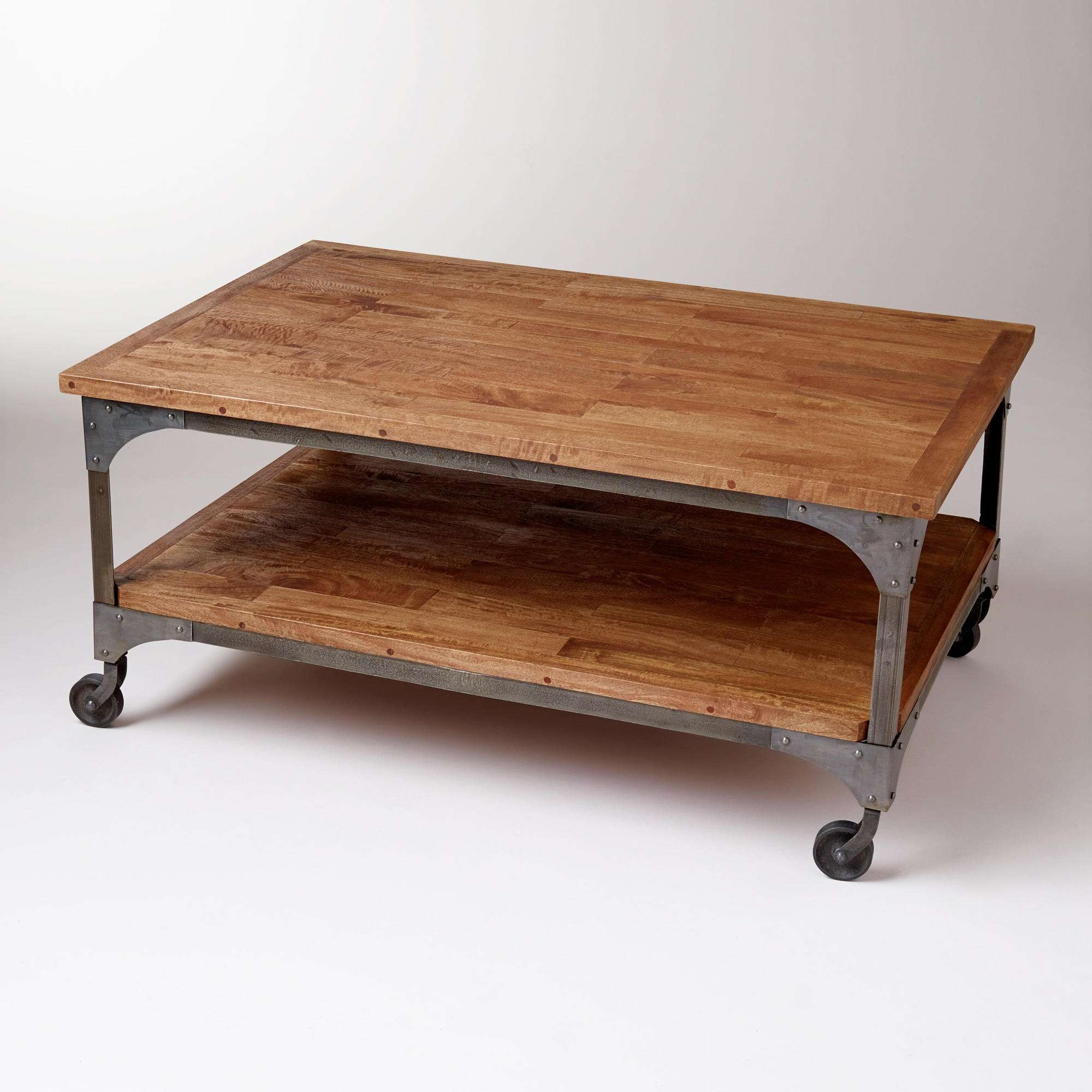 Popular Cheap Wood Coffee Tables Pertaining To Coffee Table: Wonderful Cheap Wood Coffee Table Big Lots Coffee (View 14 of 20)
