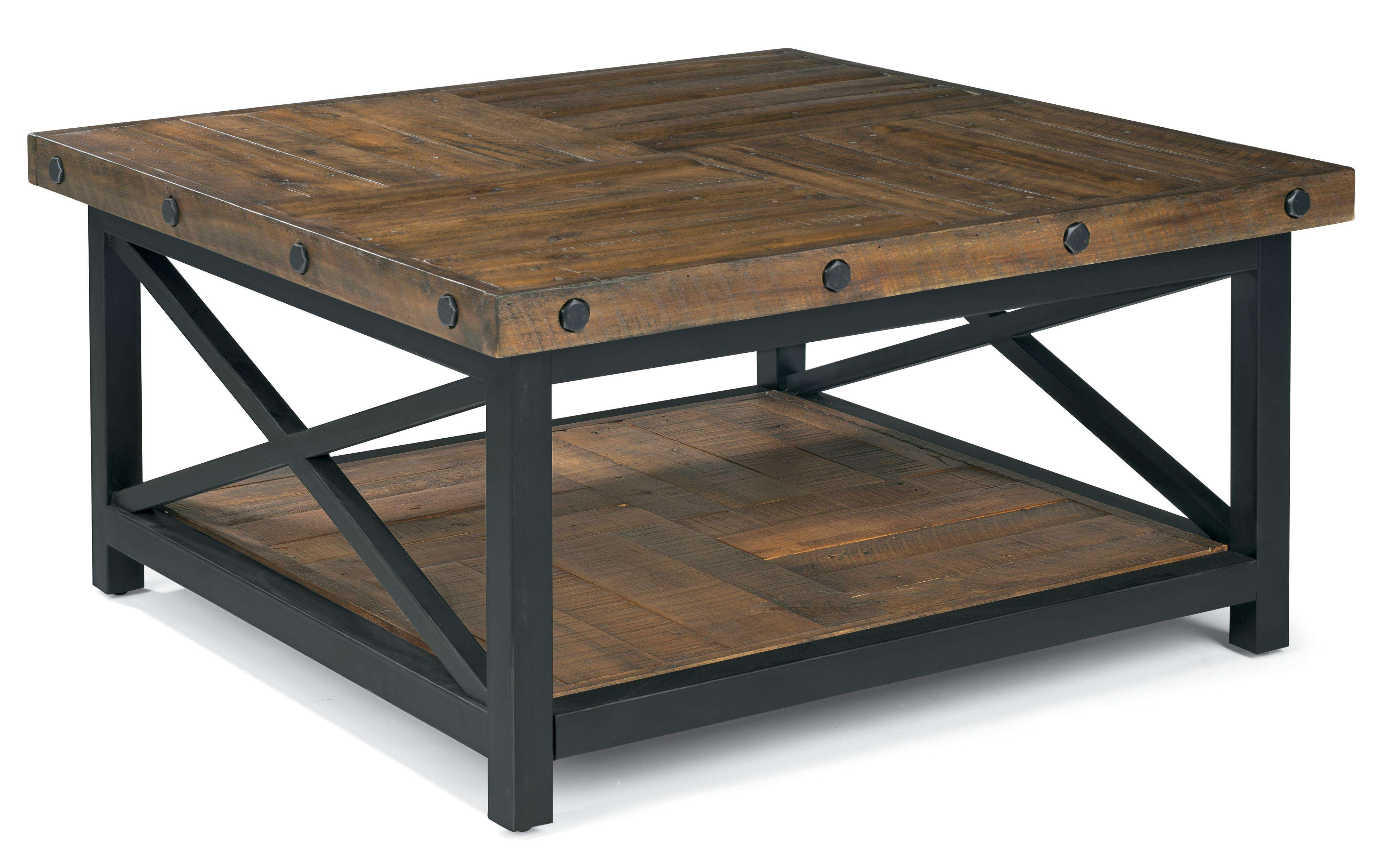 Popular Cheap Wood Coffee Tables Pertaining To Coffee Tables : Painted Coffee Table Wood And Glass Barnwood Buy (View 15 of 20)