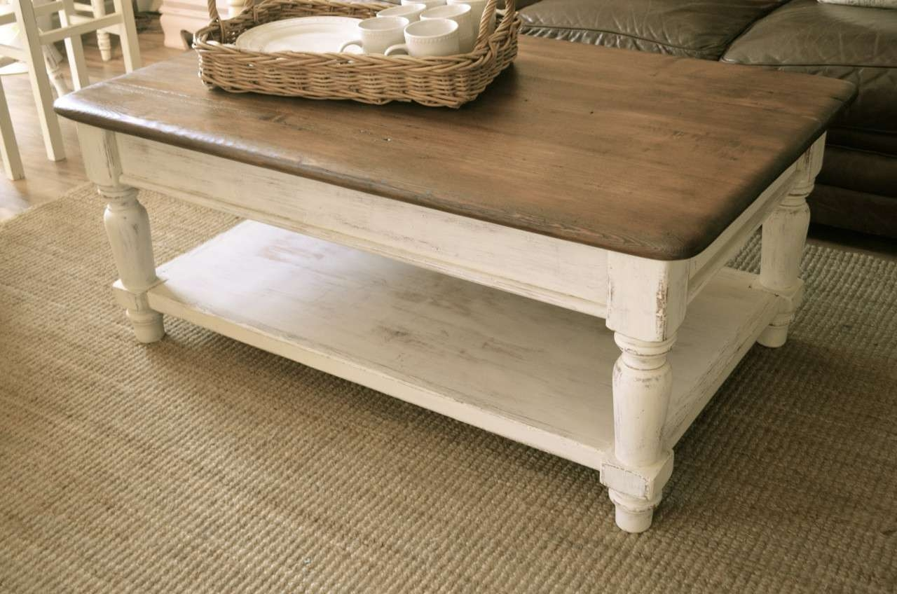 Popular Farmhouse Coffee Tables With Regard To Gorgeous Farmhouse Coffee Tables Decor — Farmhouse Design And (View 16 of 20)