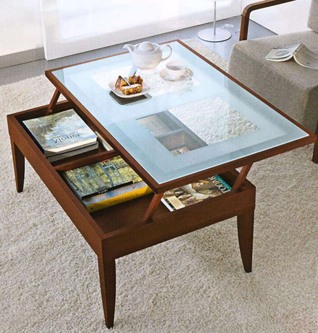 Popular Glass Lift Top Coffee Tables Within Glass Lift Top Coffee Table Beautiful Glass Coffee Tables (View 16 of 20)