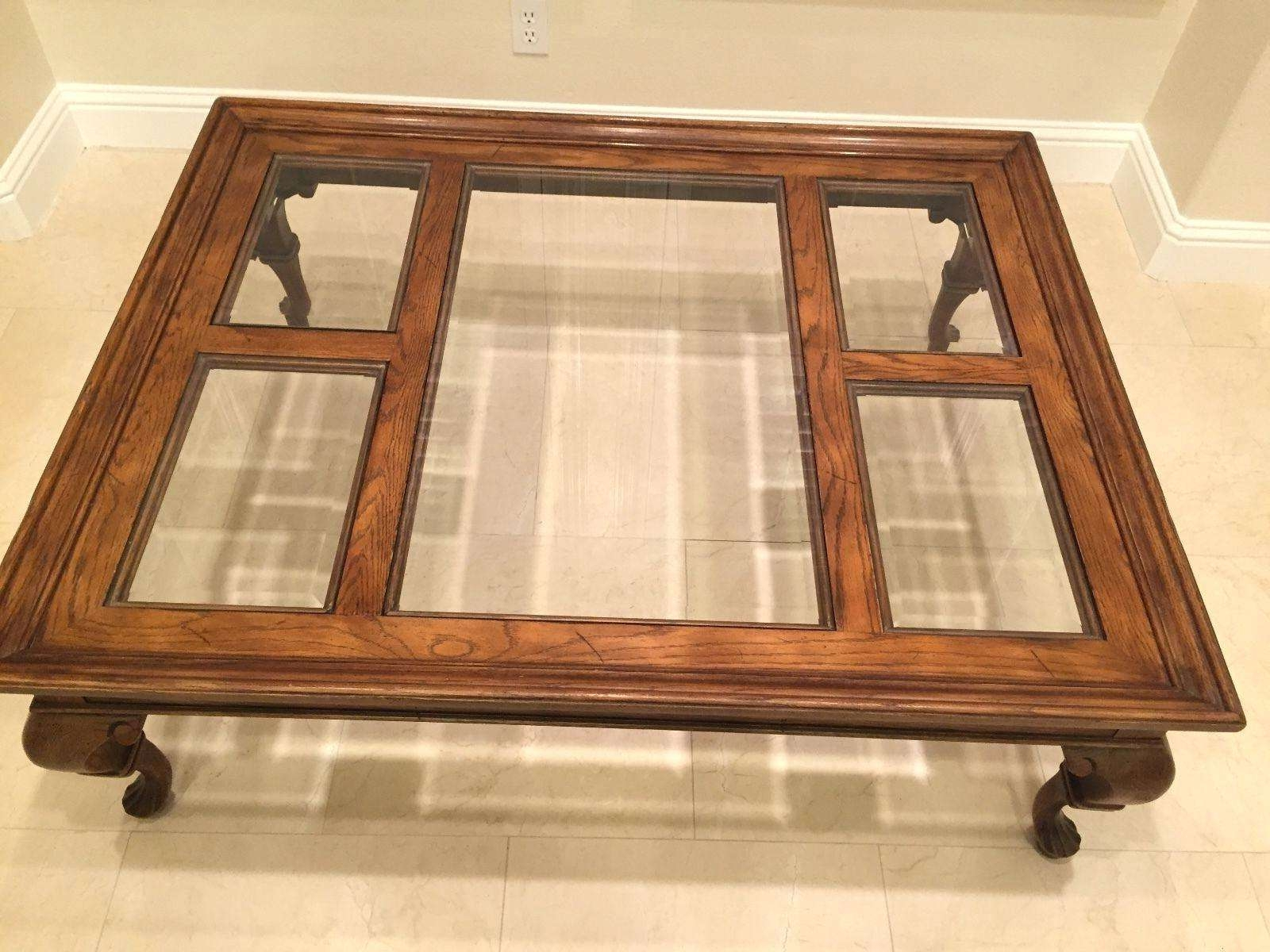 Popular Heritage Coffee Tables Pertaining To Articles With Drexel Heritage Oval Coffee Table Tag: Drexel (View 18 of 20)