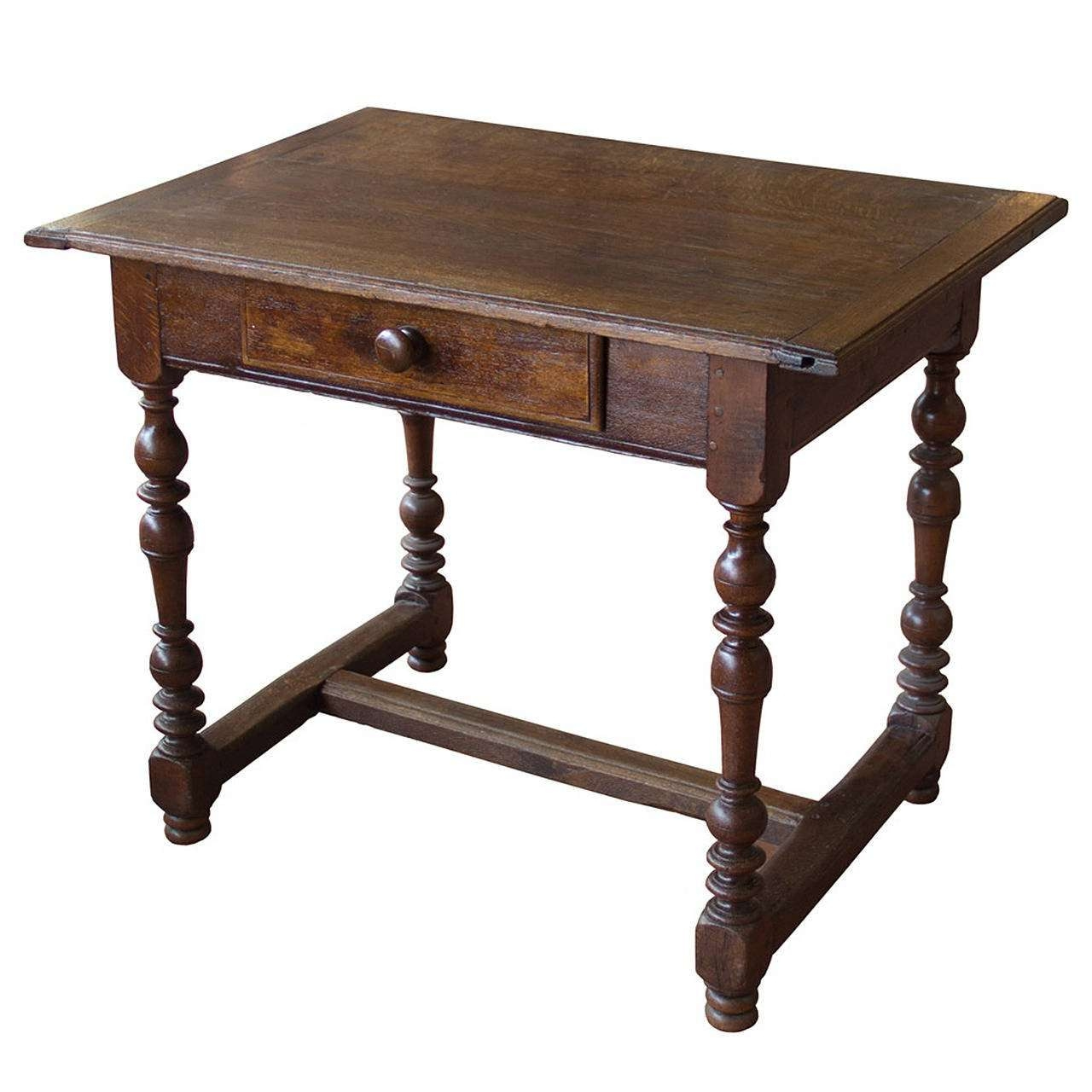 Popular Jacobean Coffee Tables With Jacobean Side Tables – 7 For Sale At 1Stdibs (View 14 of 20)