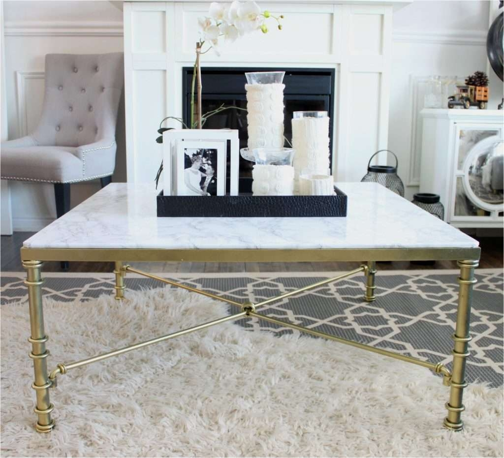 Popular Marble And Glass Coffee Table In Coffe Table : With Storage Espresso Color Coffee Table Glass (View 14 of 20)