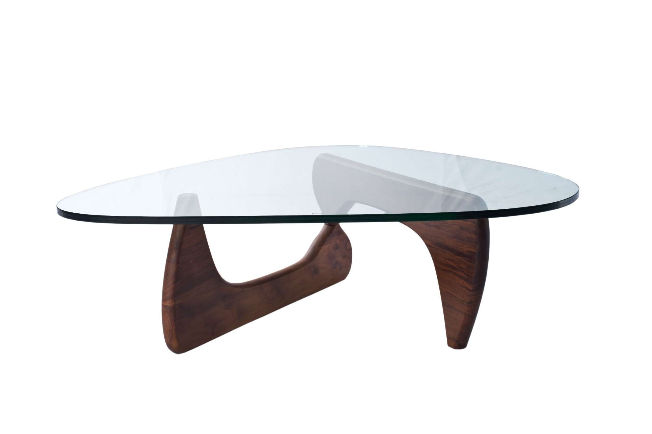 Popular Noguchi Coffee Tables Regarding Coffee Tables : Isamu Noguchi Coffee Table Rudder Dining Model In (View 15 of 20)